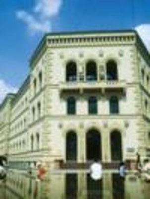 Hauptverwaltung Saarbwergwerke AG  - Heute Europa Gallerie