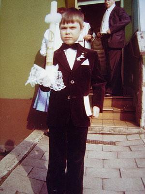 Heillige Kommunion 1982