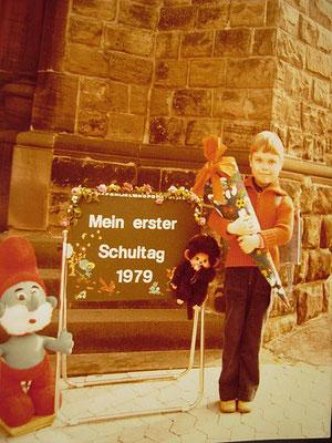 Schulanfang 1979