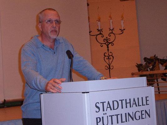 Dr. med. E. Fugger betreute mich von 1990 bis zu seinem Ruhestand 2012