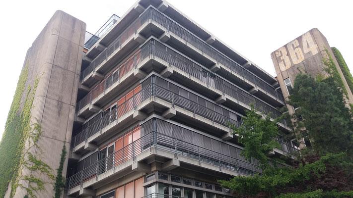 Gebäude 364 in Heidelberg