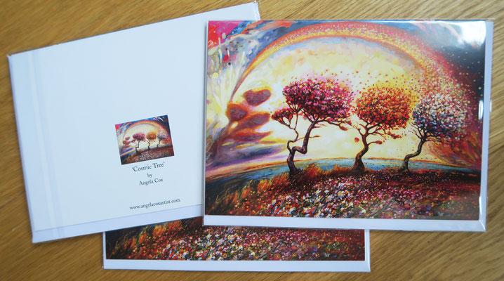 Fine art greeting cards angelacoxartist fine art greeting cards m4hsunfo