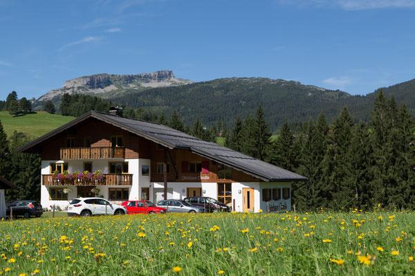 Gästehaus Claudia Riezlern