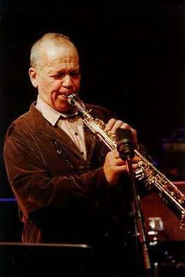 the great steve lacy