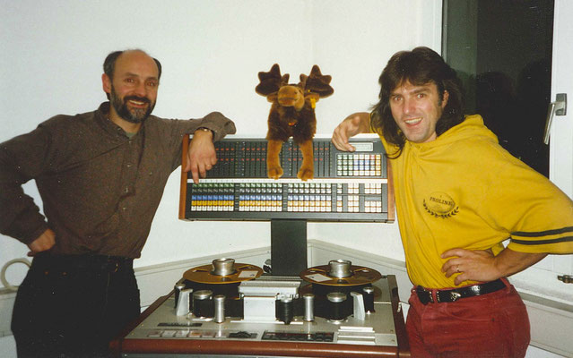 Paolo Negri, Elchi & Tömu Wild