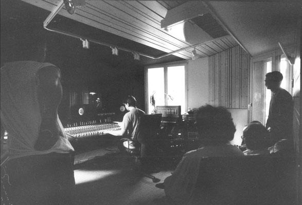 Gamma's control room Aarburg