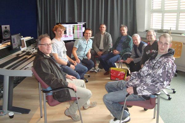 tts mix workshop @ kvv studio