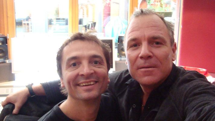 with helge van dyk @ sound development