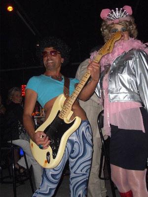 piggy & rock