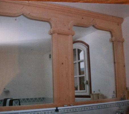 Habillage miroir