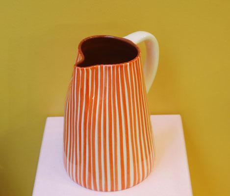 Rayé - Orange