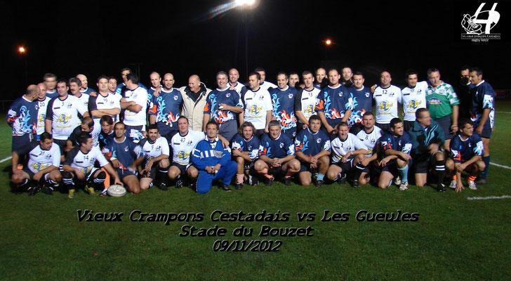 Les Gueules 2012/2013