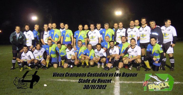 Les Bayous 2012/2013