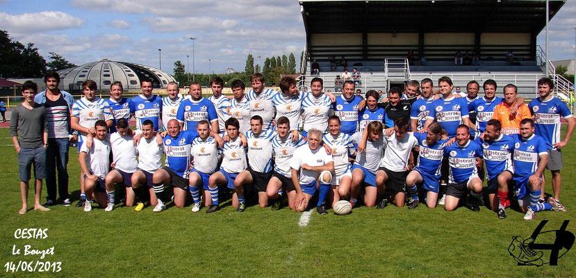 fête du rugby Cestas 2013