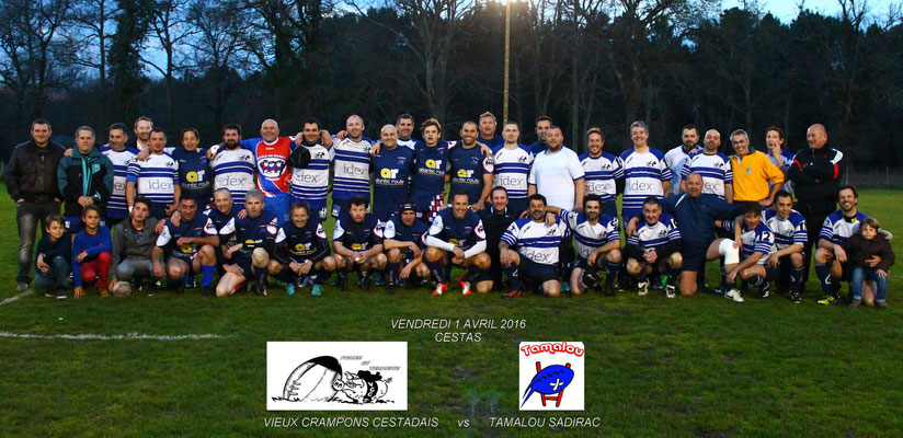 VCC / Tamalous 2015/2016