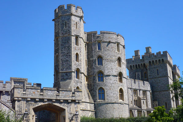 Windsor Castle, Grande-Bretagne
