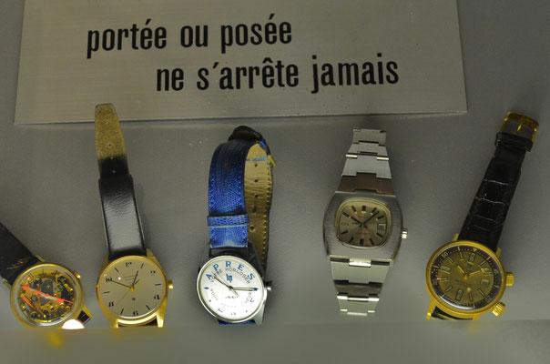 Montres Lip (Musée du Temps, Besançon)