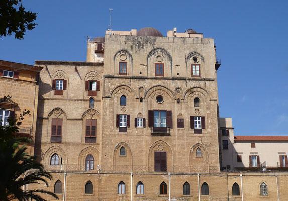 Palais des rois de Sicile, Palerme, Italie