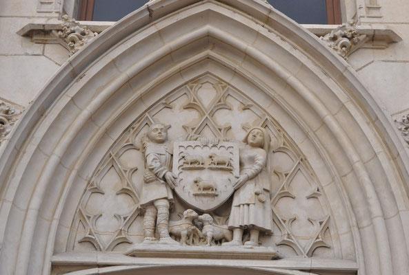 Blason de Bourges