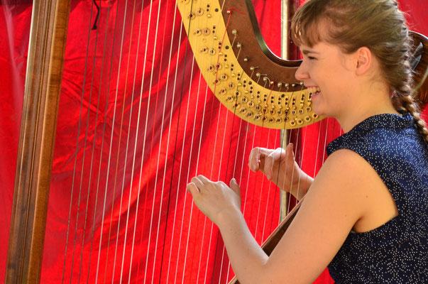 Toucher les cordes pour que résonne la musique