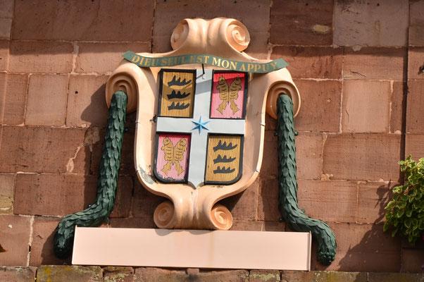 Armoiries de Montbéliard