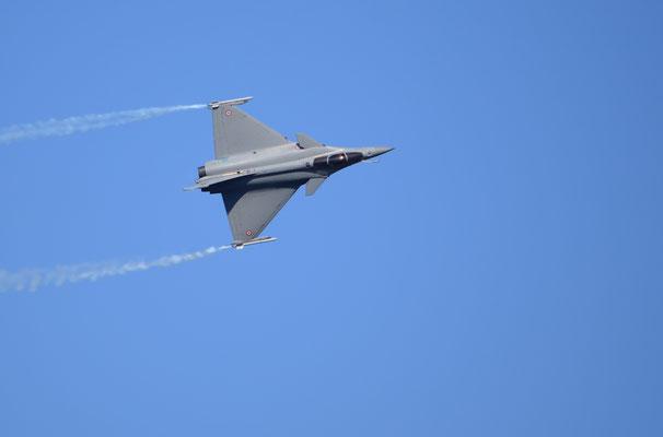 "Avion militaire français ""Rafale""  (Meeting Air Show à Habsheim)"