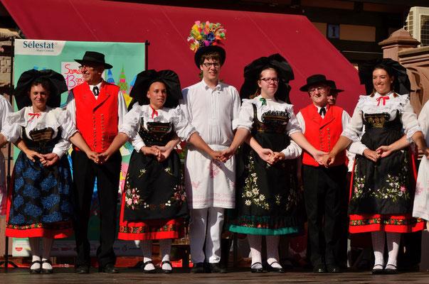 Groupe folklorique du pays de Hanau (Alsace)