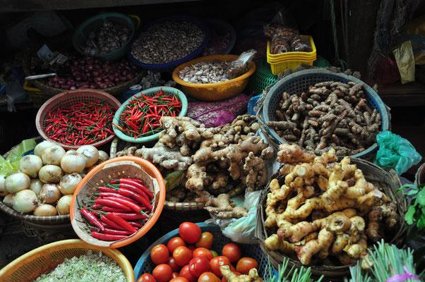 Couleurs, odeurs et goûts