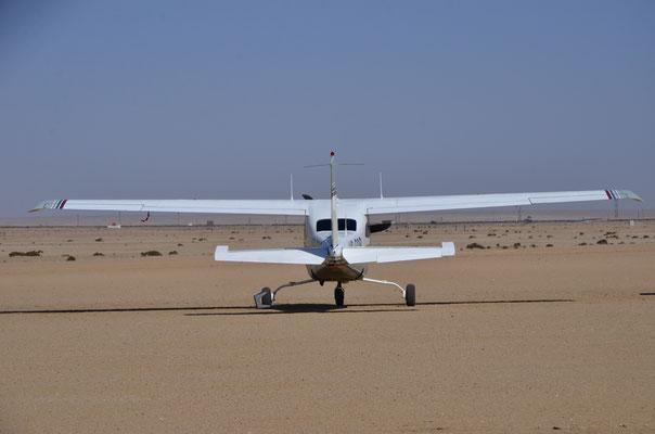 Partir en Cessna