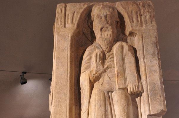 Moïse apporte les tables de la Loi (musée Gadagne, Lyon)