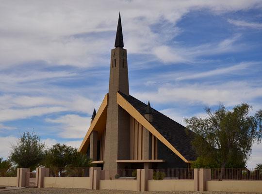 Eglise luthérienne de Bethanie (Namibie)