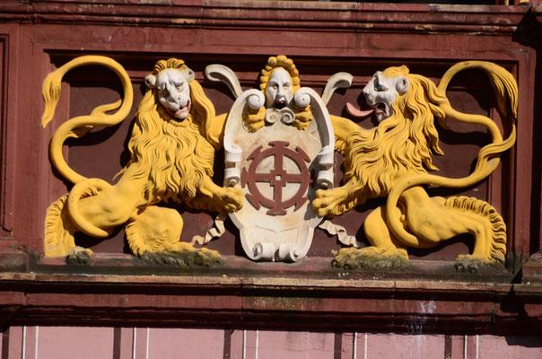 Armoiries de Mulhouse