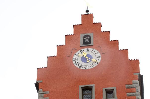 Porte de la ville de Meersburg, Allemagne
