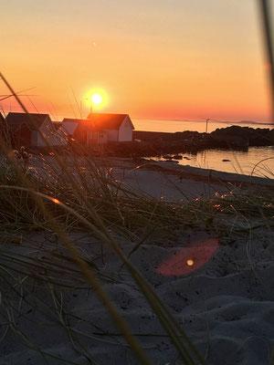 Sunset Olberg