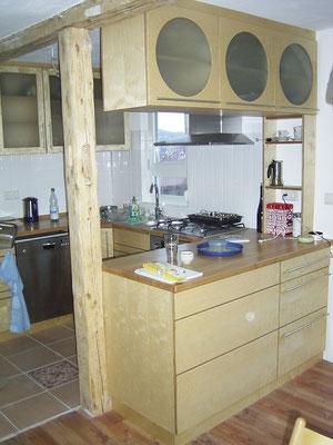 Küche auf kleinem Raum
