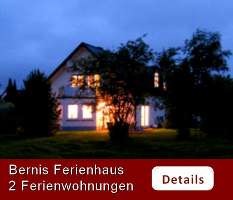 Bernies Ferienhaus Eifel