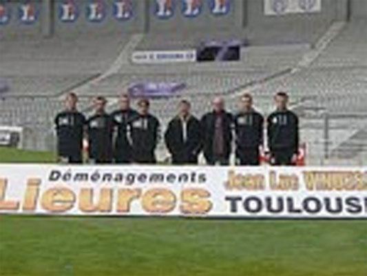 Nouvelles recrue du TFC (Toulouse Football Club)