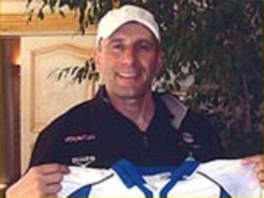 Elie Baup, entraîneur du TFC (Toulouse Footbal Club