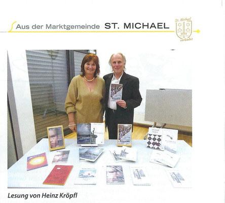 """""""Aus der Marktgemeinde St. Michael i. O."""" 4/2018"""
