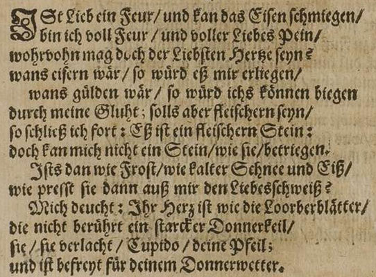 Erstdruck Ernst-August-Bibliothek Wolfenbüttel