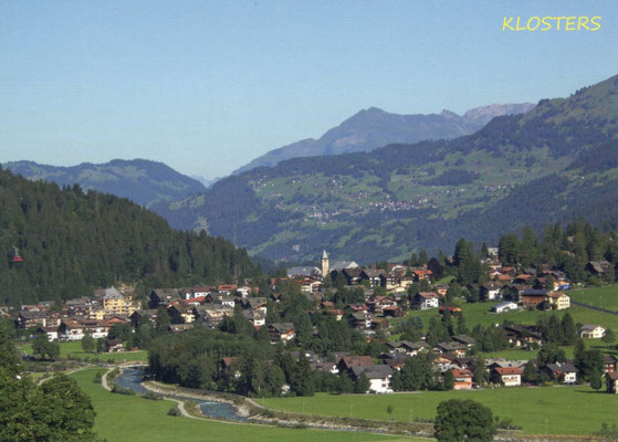 1516 klosters