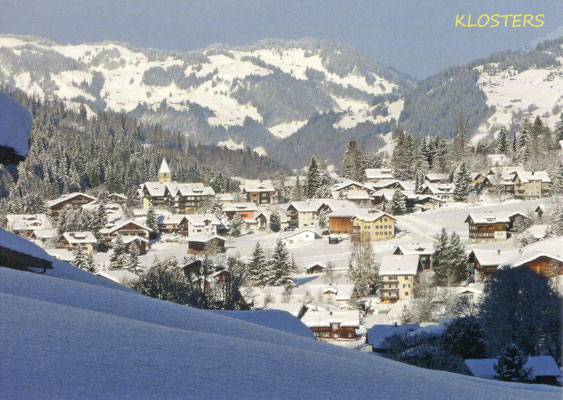 1530 klosters