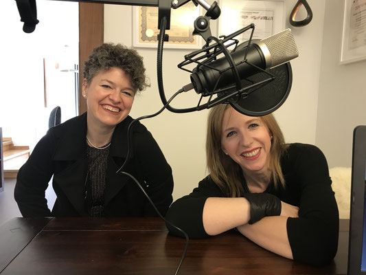 Nicole Baumgartner, Nicole Wackernagel, Podcast, Interwiev