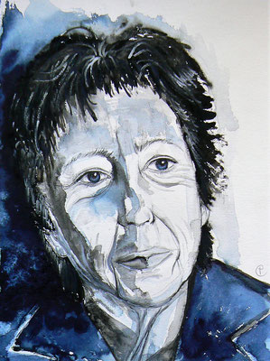 003 - Renate Dorrestein - Watercolour - 30 x 40 cm