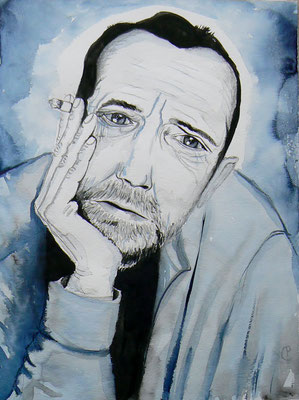 005 Jean-Marie Henri Berckmans - watercolour - 30 x 40 cm