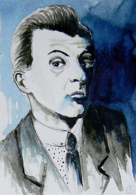 002 - 14,8 x 10,5 cm - Egon Schiele