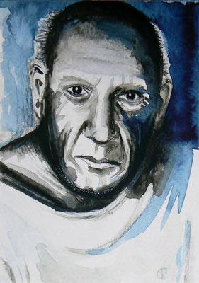 005 - 14,8 x 10,5 - Pablo Picasso