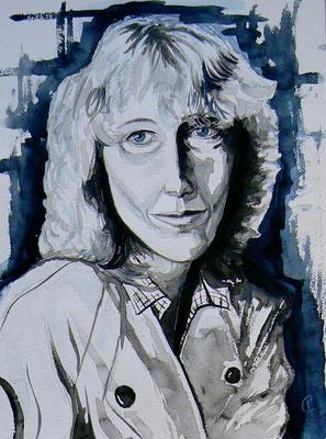 010 Patricia De Martelaere - watercolour - 30 x 40 cm