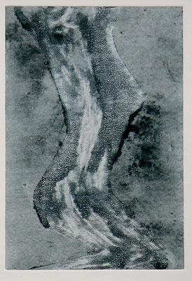 060- Monotype - 24,5 x 17 cm