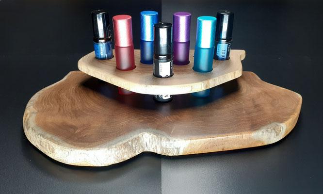 Nr. 15 Touch Roller Halterung mit 7 Lochbohrungen für 10 ml Flaschen, grösse ca. 30 x 15 Fr. 75.00